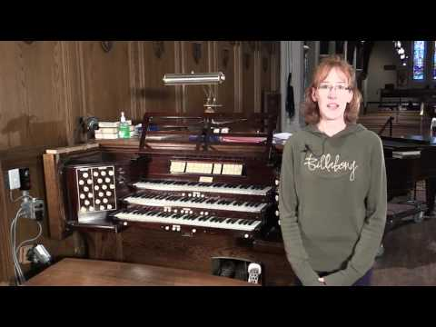 Pipe Organ with Samara Tidd