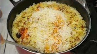 Yeh Naye Style Se Banaye Kam Ingredient Biryani Without Marination   kolkata biryani recipe chicken