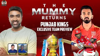 Punjab Kings: EXCLUSIVE TEAM PREVIEW | The Mummy Returns: Homecoming | IPL 2021 | R Ashwin #ipl2021