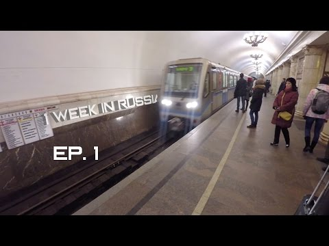 One Week In Russia | Ep.1