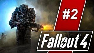 Fallout 4 - Потерял собаку Села броня PC, Ultra Settings, 1080p 2