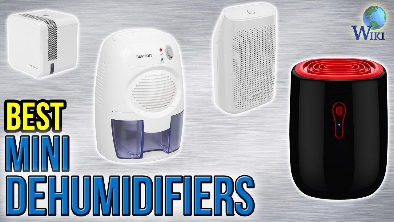 10 Best Mini Dehumidifiers 2017
