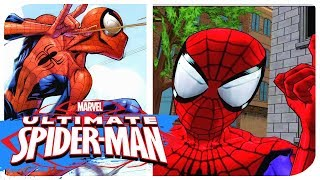 Ultimate Spider-Man HD Gameplay | Part 1 (Xbox/PS2/Gamecube/PC)