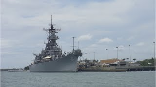 Pearl Harbor Naval Base In Oahu Hawaii/Base Naval Pearl Harbor En Oahu Hawai (Part 1/Parte 1)