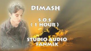 DIMASH - S.O.S (1 HOUR) AUDIO ( FAN TRIBUTE)