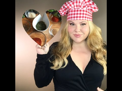 Salt Free Seasoning Heart Healthy Seasoning W/ Sherry Lee Meredith