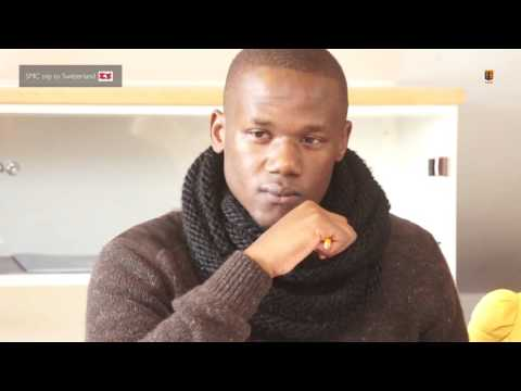 Study trip in Switzerland has enriched my world view - Fred Oloo (Bcom)