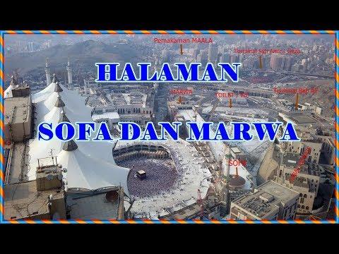 Nikmatnya SA'I Dari Bukit Shafa Menuju Bukit Marwah..
