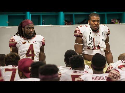 Seminoles' on FSU Pride & Brotherhood | A SEASON WITH FLORIDA STATE FOOTBALL