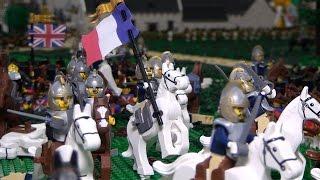 15-foot LEGO Battle of Waterloo – BrickFair Virginia 2015