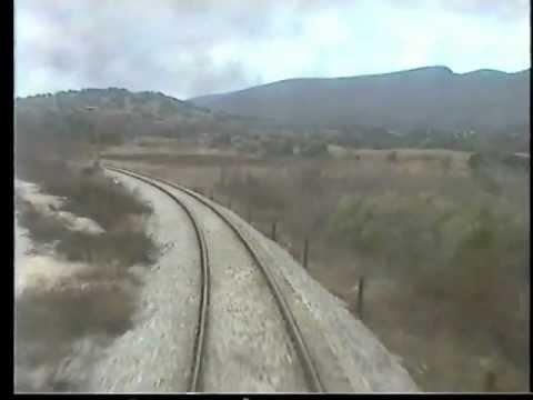 Greek Railways Drama - Xanthi part1