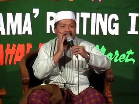 Ust  GOFAR Hikmah Maulid Nabi 2008 live Kradenen