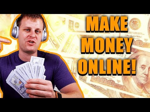 Today I Learn How To Make Money Online