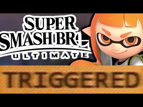 How Super Smash Bros Ultimate TRIGGERS You!