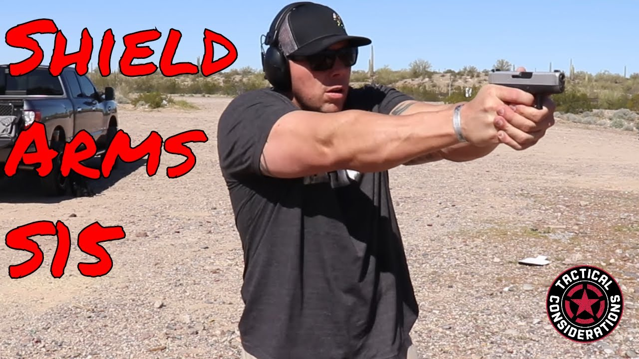 Shield Arms Glock 43x/48 Magazines Do They Run?