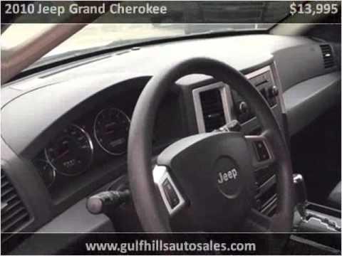 2010 Jeep Grand Cherokee Used Cars Ocean Springs MS