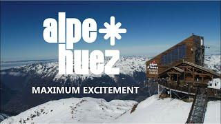 Alpe d'Huez maximum excitement - Subtitles