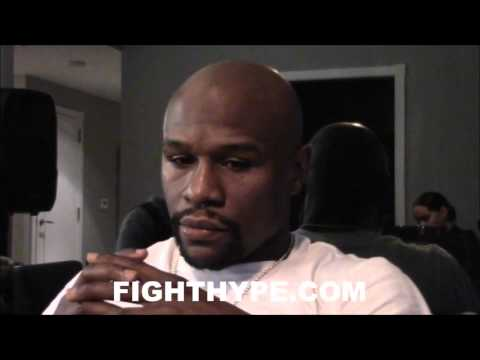 FLOYD MAYWEATHER REVEALS WHEN HE KNEW HOW GOOD HE WAS; SAYS HE STILL NEVER REACHED HIS PEAK