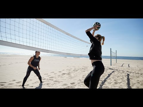 COULD YOU SURVIVE KERRI WALSH JENNINGS'S WORKOUT?