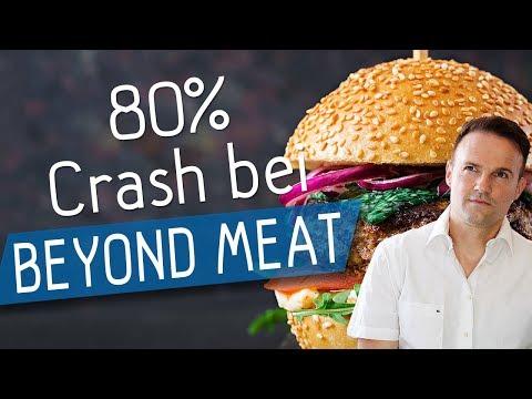 80% Crash? Beyond Meat: Kommt der Absturz nach dem Hype?