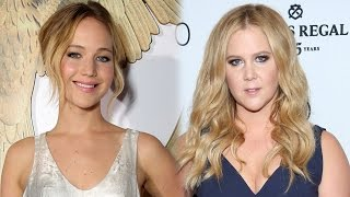 Amy Schumer And Jennifer Lawrence Teaming Up For New Movie!