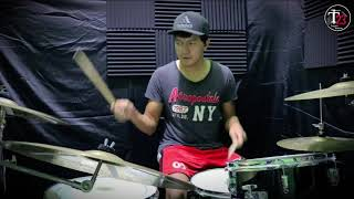 Crazy For You - New Found Glory (drum cover by Tracero Bentetres)