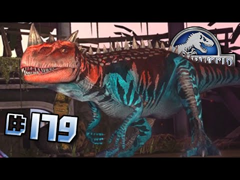 BEASTS OF AFRICA!! || Jurassic World - The Game - Ep 179 HD
