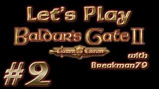 Let's Play Baldur's Gate II: Enhanced Edition #2
