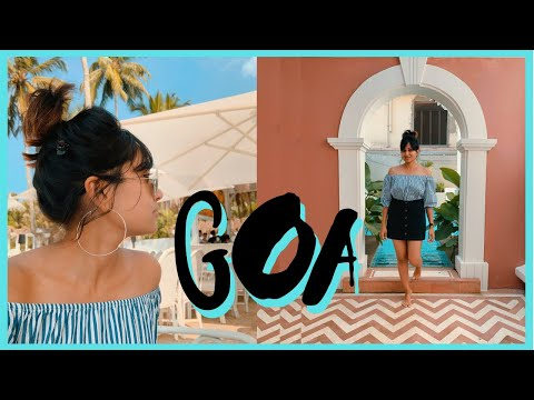 GOA Travel #Vlog (2020) Off-beat Places | Things To Do In #Goa | Villa In Baga | Chillystudio