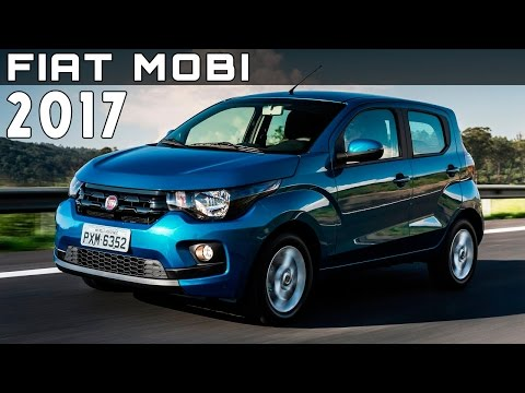 2017 Fiat Mobi Review Rendered Price Specs Release Date