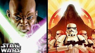 How the Empire Convinced the Galaxy Mace Windu was a Traitor and Assassin! (Legends)