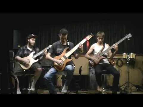 The Cell 4 - Vanity Fair (guitar playtrough)