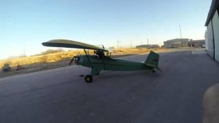 Flying to Austin Texas to pick up a Pietenpol Air Camper