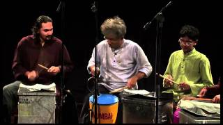 Mumbai Stamp - Indian Rhythms - Taufiq Qureshi