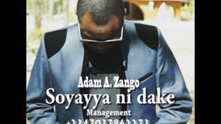 Download Video Adam A. Zango - Soyayya ni dake (Official Audio) MP3 3GP MP4