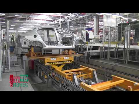Экскурсия на конвейер Peugeot Citroen в Калуге