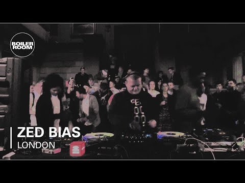 Zed Bias Boiler Room DJ Set at Manchester Art Gallery