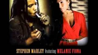 Stephen Marley Feat. Melanie Fiona - No Cigarette Smoke [in My Room] 2010