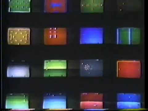 Sears Tele-Games Console Commercial - 1977