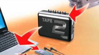 Tape-to-MP3 Converter