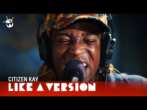 Citizen Kay covers Kanye West, Mark Ronson & The Commodores