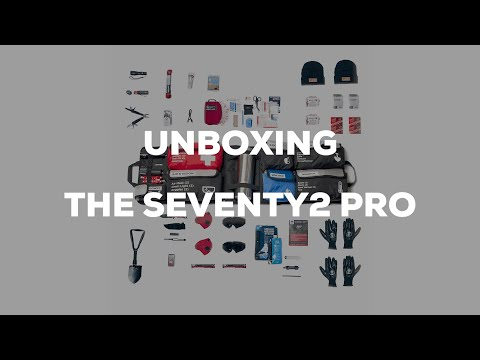 What's Inside? – Unboxing The Seventy2 Pro