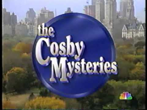 The Cosby Mysteries 1995 NBC Intro