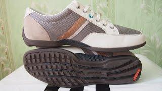 Обзор туфель Rockport Total Motion Mudguard Oxford