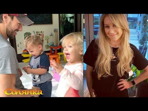 Анна Курникова и Энрике Иглесиас станут родителями в третий раз