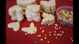 Сахарное печенье * Мой лучший рецепт * Best sugar cookies recipe