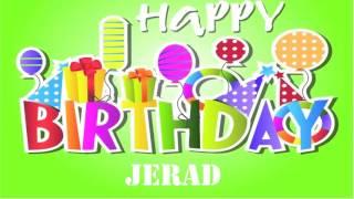 Jerad   wishes Mensajes