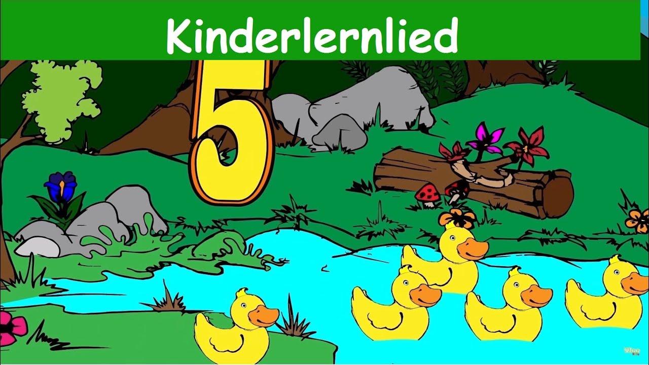 Kinderlied Ente