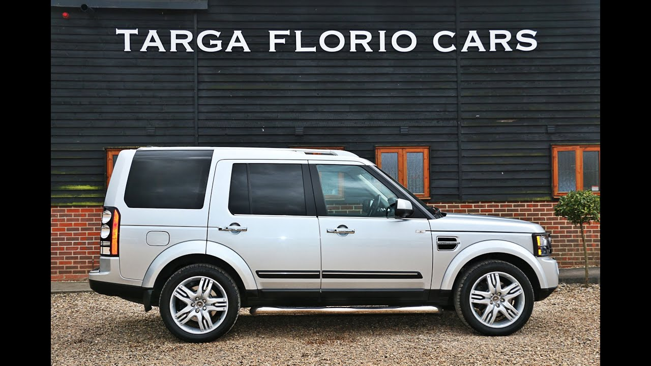 Land Rover Discovery 4 HSE Diesel SW 3 0 SDV6