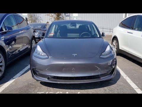 Mein Tesla Model 3 Ersteindruck!